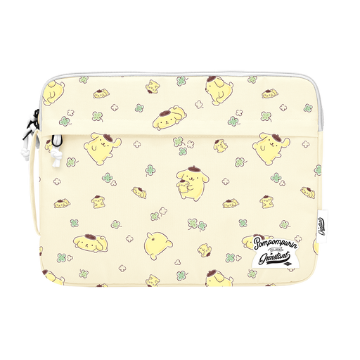 "Sanrio Edition 13.3"" Laptop sleeve in Pompompurin Overprint"