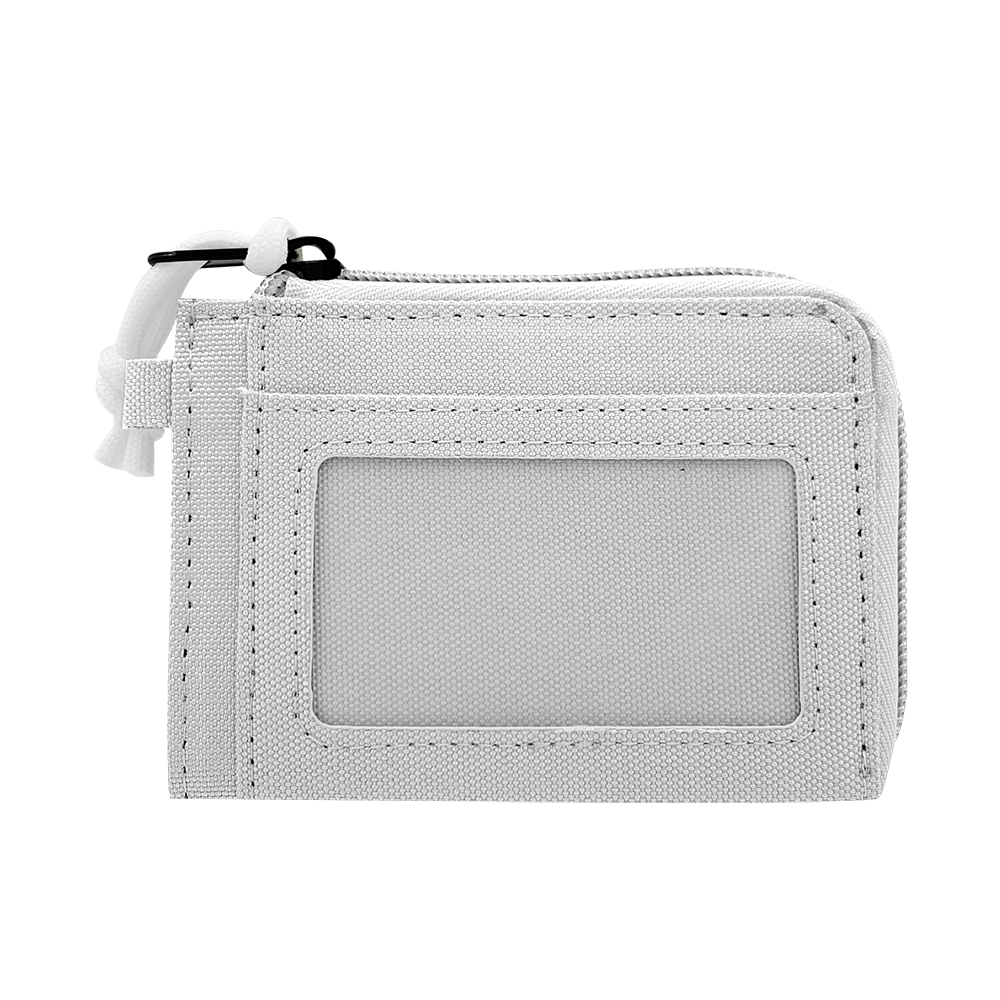 CARA Coins Wallet in DREAMY Light Grey/White