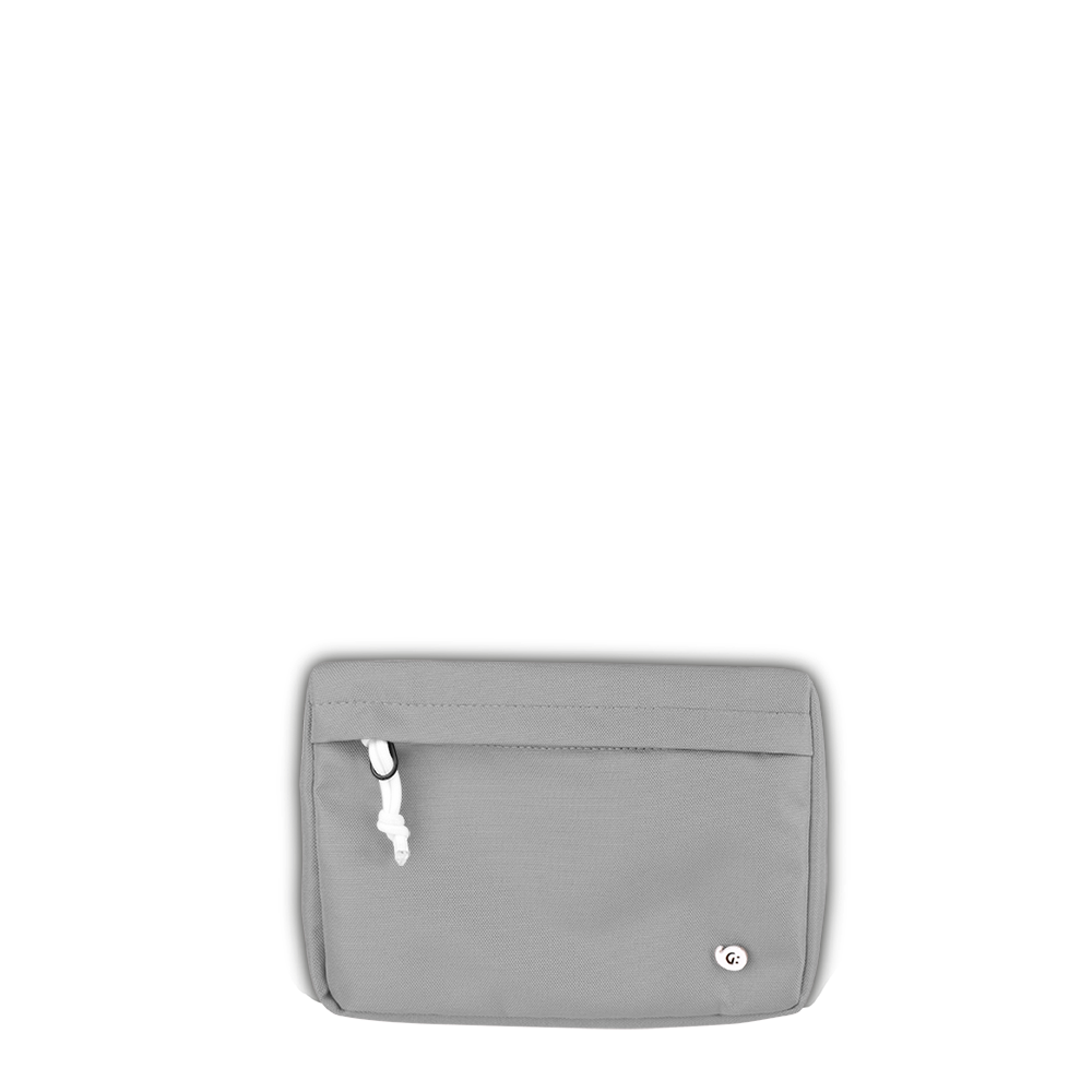 DREAMY Light Grey Front Pocket