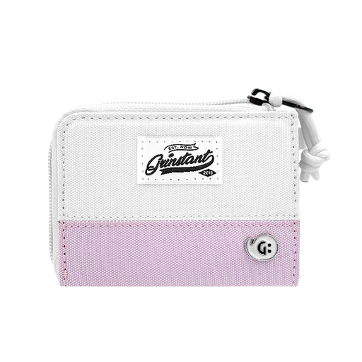 CARA Coins Wallet in DREAMY White/Lavender Purple