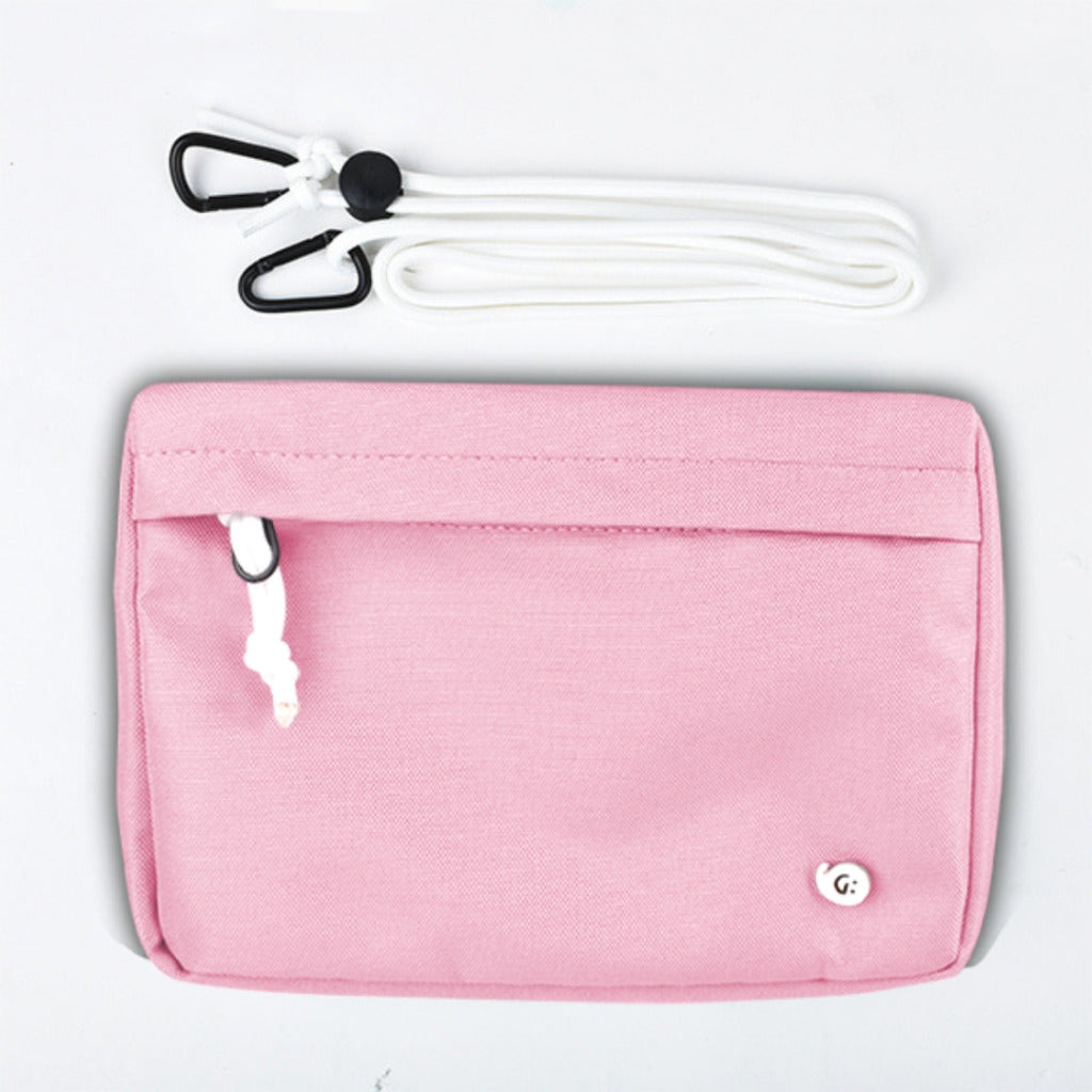 DREAMY Baby Pink Multi-Purpose Bag