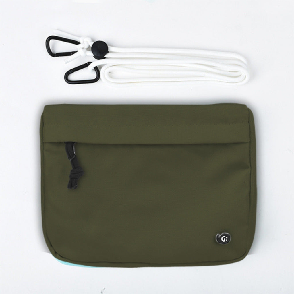 ADVENTURE Army Green Multi-Purpose Bag