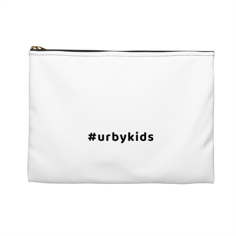 Youtube Shop Read Repeat: White Pencil Case