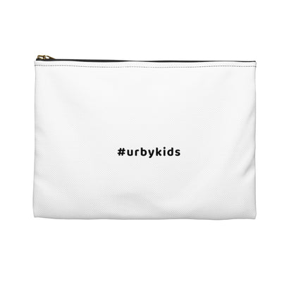 Youtube Shop Read Repeat: White/Gold Pencil Case