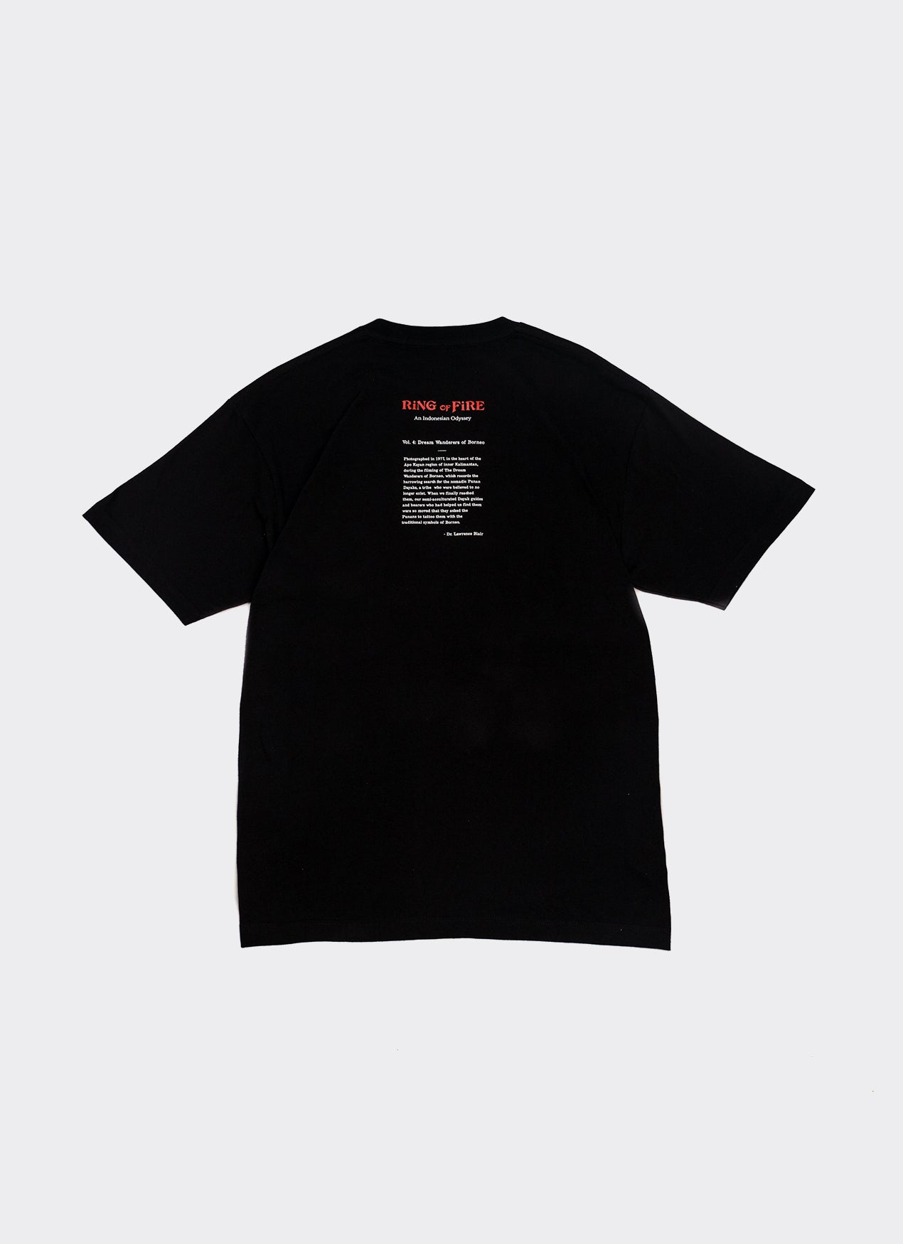 Black An Indonesia Odyssey T-Shirt