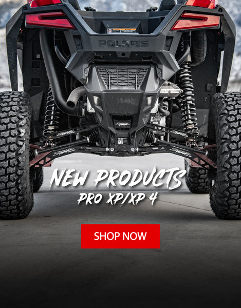 Zbroz UTV Suspension Products - Mobile