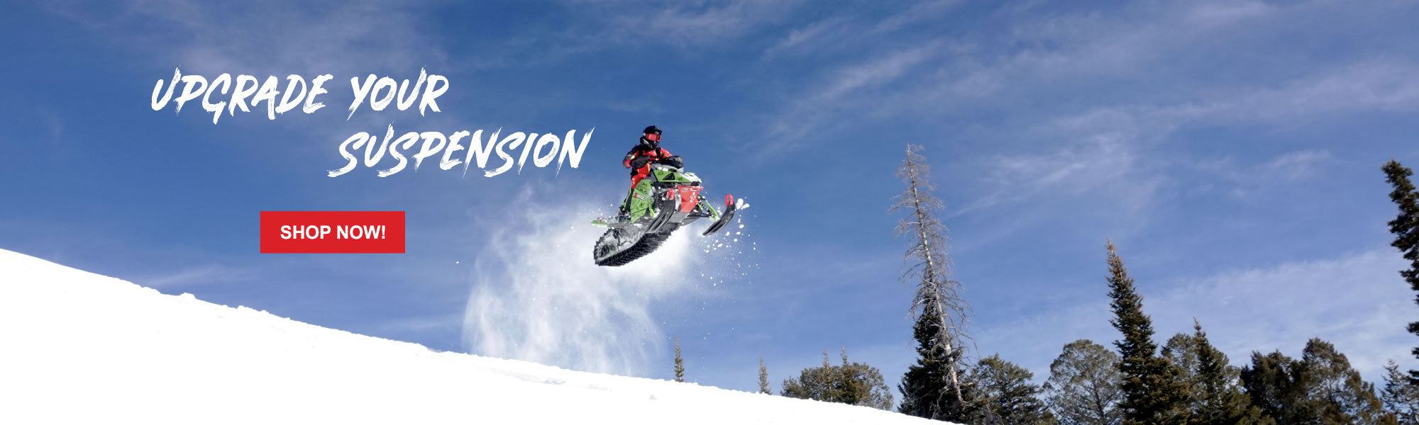 Zbroz Racing Snowmobile Suspension Products - Desktop