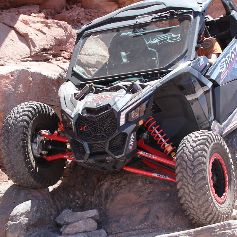 2017 Can Am >> Can Am Maverick X3 X Rs Exit Shocks 2 5 X2 Series 2017 2019