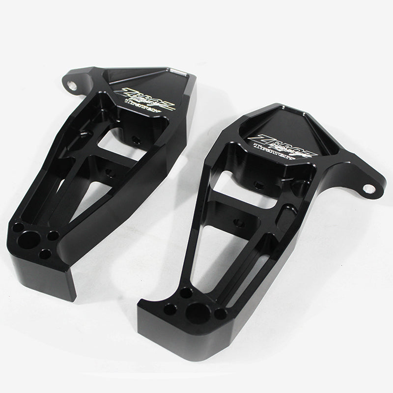 Polaris PRO RMK Assault Traverse Billet Offset Spindle Kit (2011-2015)