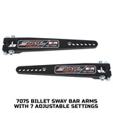 Polaris RZR XP 4 Turbo S Sway Bar Kit (2019-2020)