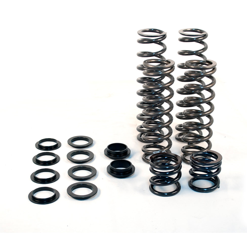 Polaris RZR XP 900 Dual Rate Shock Spring Kit for Fox