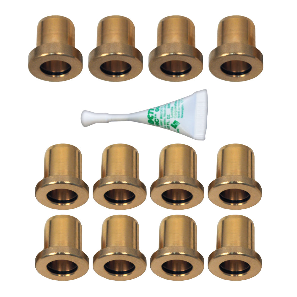 Polaris RZR XP 900 A-Arm Brass Bushing Kit (2011-2014)