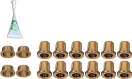 Polaris RZR XP 1000 A-Arm Brass Bushing Kit (2014-2016)