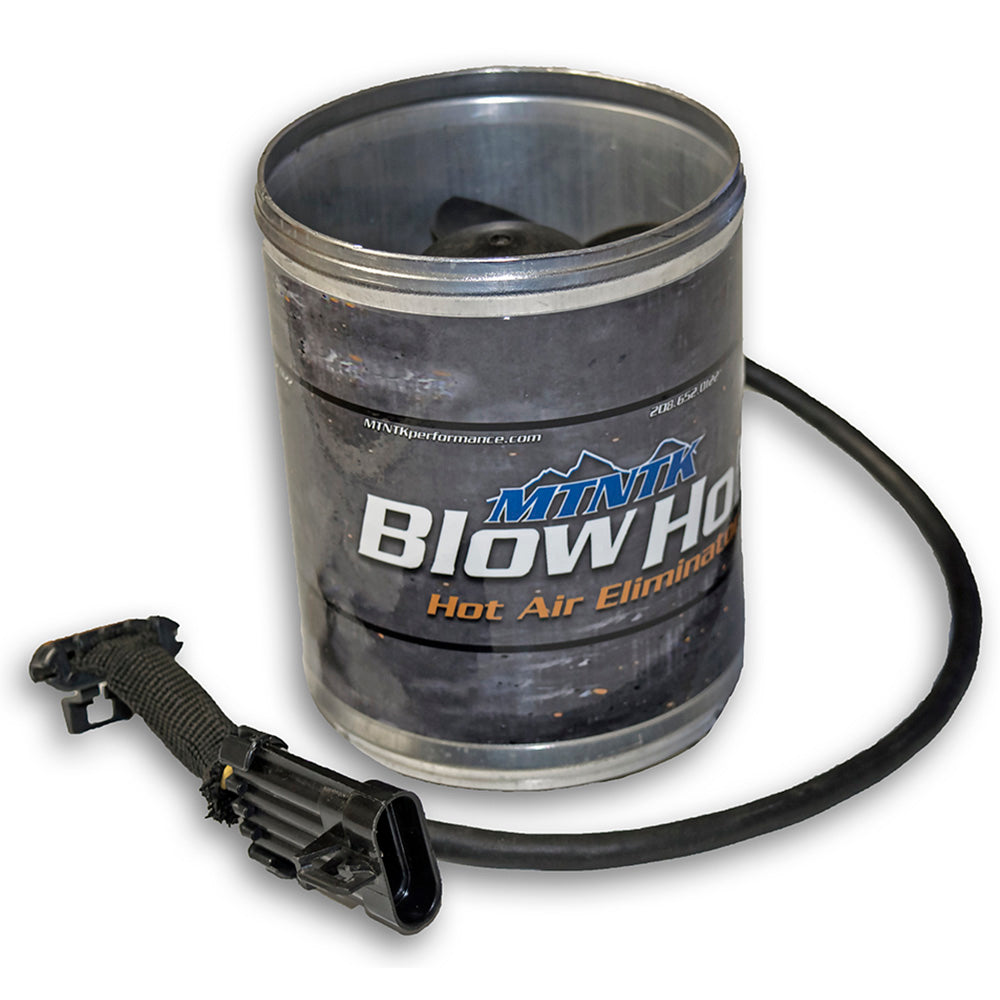 MTNTK Polaris RZR XP Turbo Blow Hole (2016-2018)