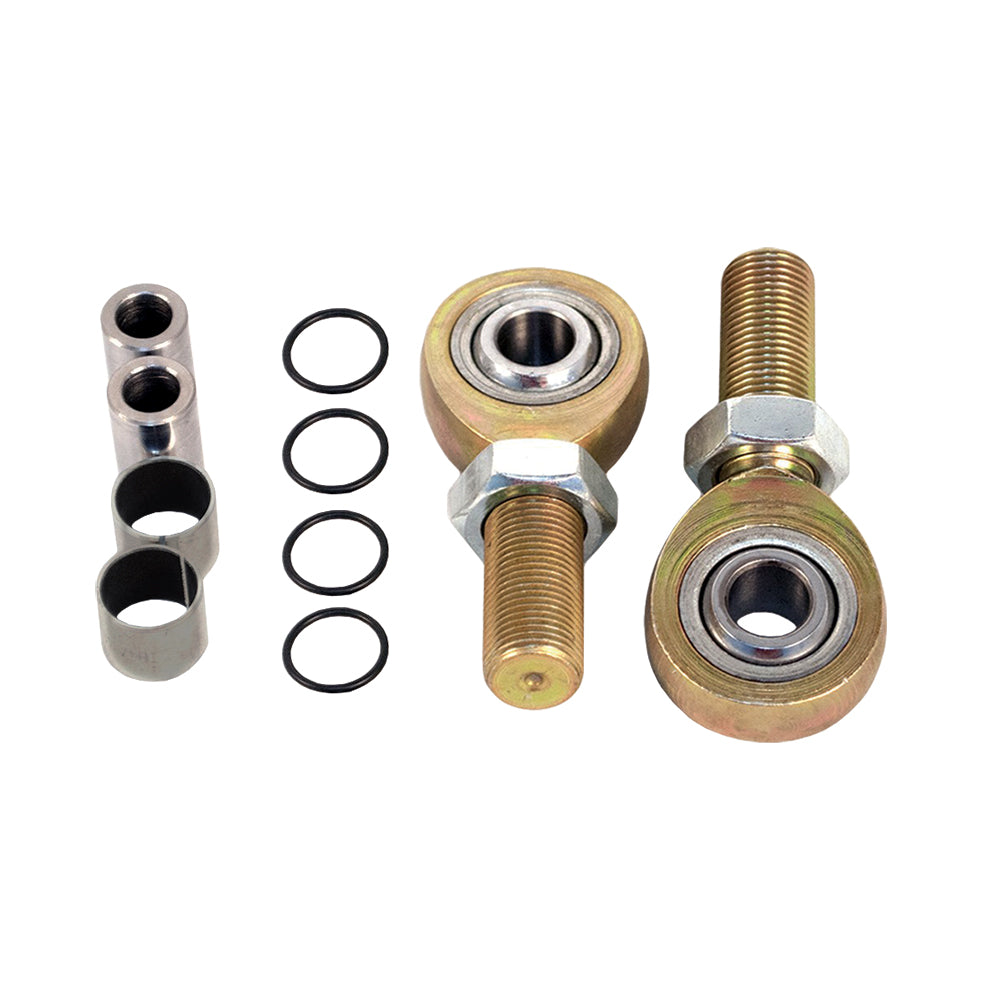 Zbroz Racing Lower Radius Rod Rebuild Kit - Single Heim Design