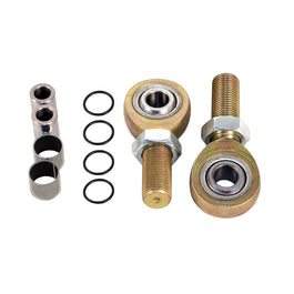 Zbroz Racing Lower Radius Rod Rebuild Kit - Single Heim Swaged Design