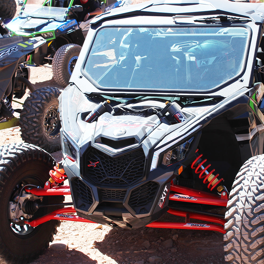 2017 Can Am >> Can Am Maverick X3 X Rs Pro Max A Arm Kit 2017 2019
