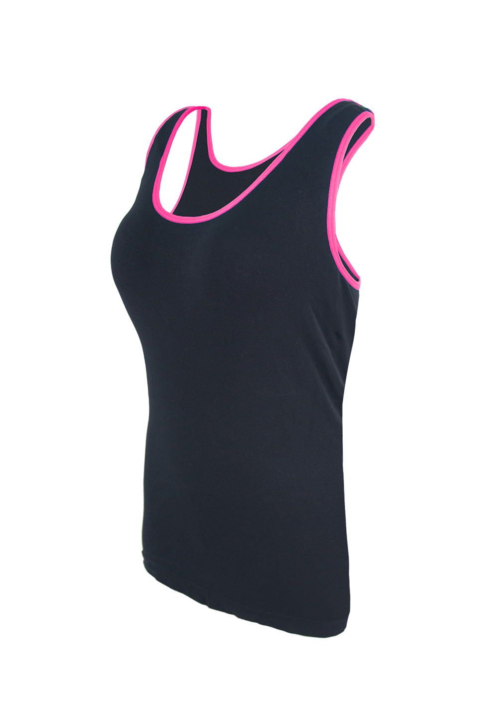 Built-in-Bra Tank Top