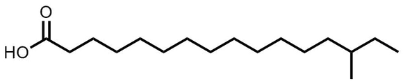 14-Methylhexadecanoic Acid