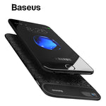 Baseus 2500mAh/3650mAn Battery Charger Case For iPhone 6 6s Backup Battery Case For iPhone 6 Plus 6s Plus Power Bank Cases Cover