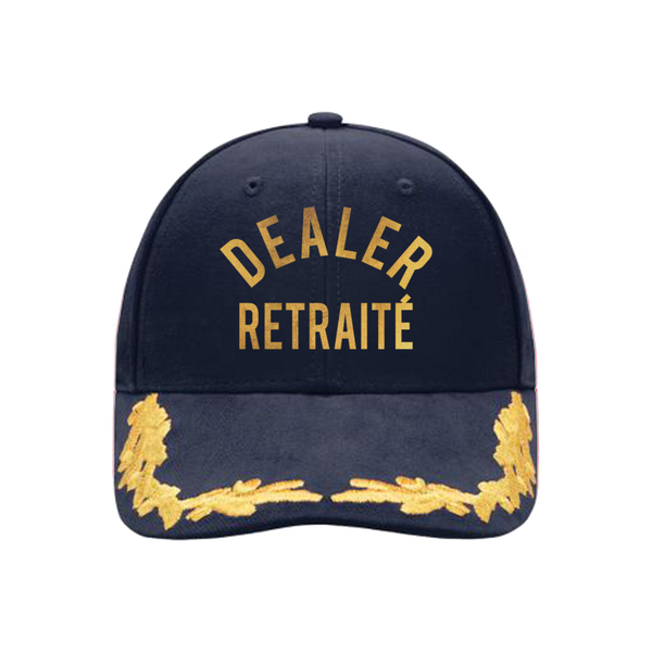 "Baseball ""Dealer retraité"""