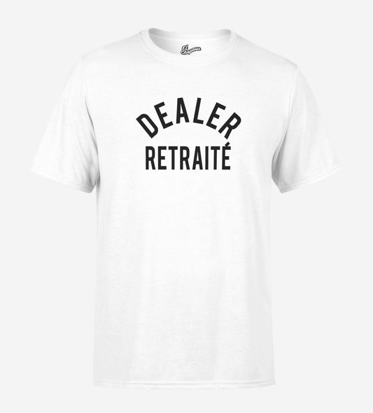 Dealer retraité - T-shirt
