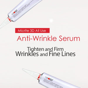 Anti-Wrinkle Serum targets Wrinkle and Fine Lines