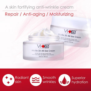 Swissvita Micrite 3D All Use Cream (60ml)