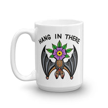 Load image into Gallery viewer, Hang in There Bat Coffee Mug
