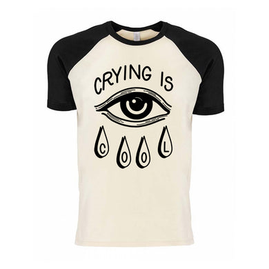 SECONDS Crying is Cool T-Shirt