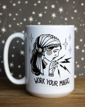 Load image into Gallery viewer, Work Your Magic Coffee Mug - SECONDS