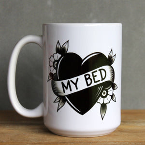 My Bed Coffee Mug