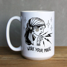 Load image into Gallery viewer, Work Your Magic Coffee Mug