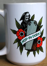 Load image into Gallery viewer, Hop in Dork Coffin Coffee Mug