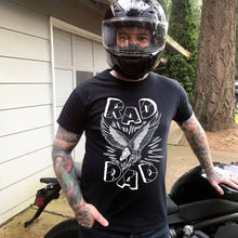 Load image into Gallery viewer, Rad Dad Eagle T-Shirt (seconds)