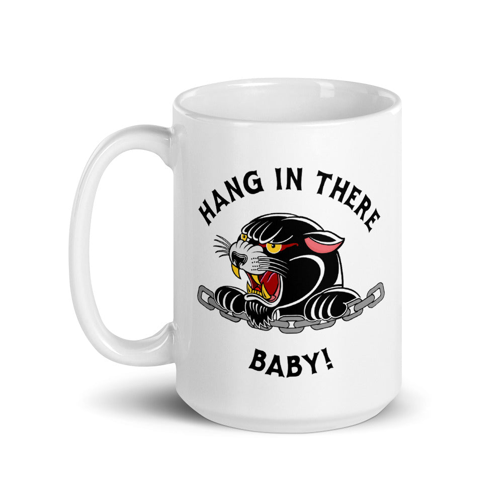 Panther Coffee Mug - SECONDS