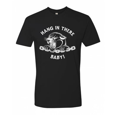 SECONDS Hang in There Baby Panther T-Shirt