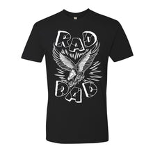 Load image into Gallery viewer, SECONDS Rad Dad Eagle T-Shirt