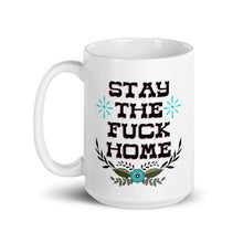 Load image into Gallery viewer, Stay Home Coffee Mug - SECONDS