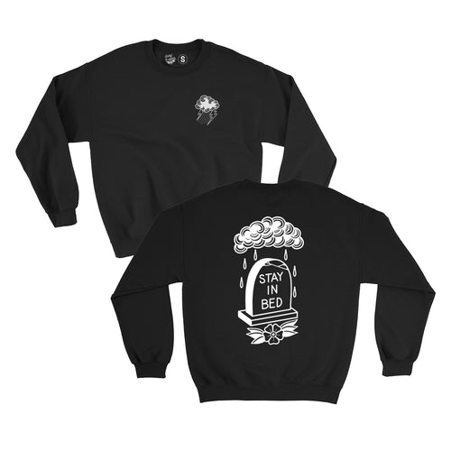 Stay in Bed Crewneck Sweater