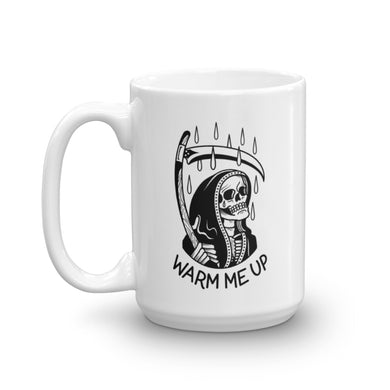 SECONDS Warm Me Up Reaper Coffee Mug