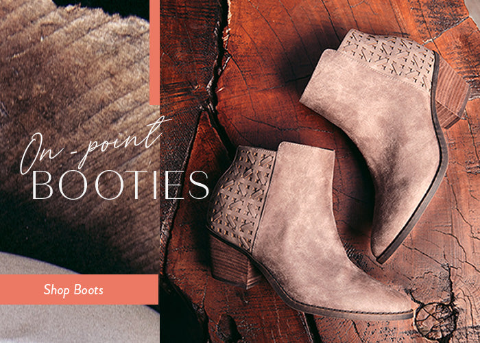 Boots & Mules