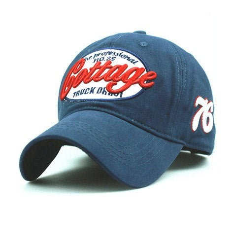 Gottage Trucker Hat Blue