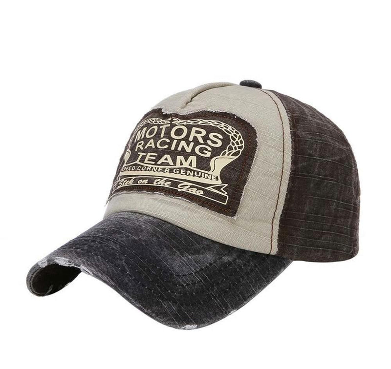 Motors Racing Original Hat Blue/Brown