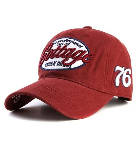 Gottage Trucker Hat Red