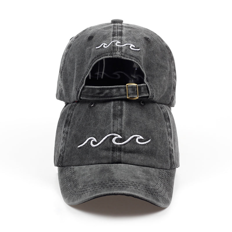 Wave Washed Baseball Hat