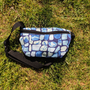 Bumbag With Geo Pattern - OlaOla