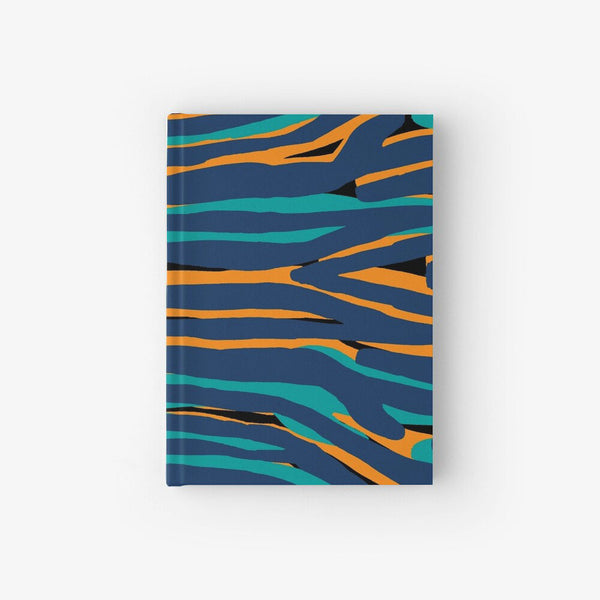 Hardcover Notebook With Cami Pattern