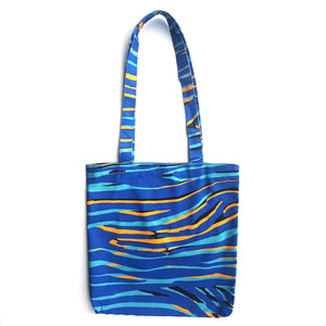 Tote Bag With Cami Pattern - OlaOla