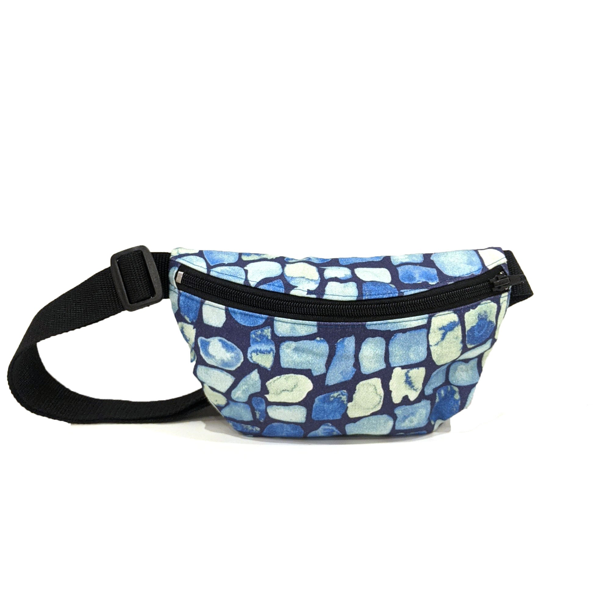 Bumbag With Geo Pattern (SAMPLE)
